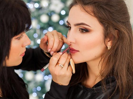 Maquillajes para estas fiestas