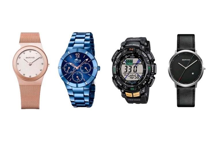guia de regalos relojes