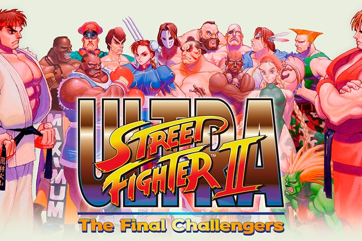 Videojuego ULTRA STREET FIGHTER II: The Final Challengers