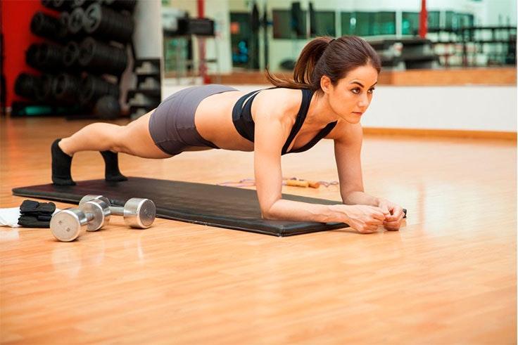 abdominales, ejercicio físico, deporte