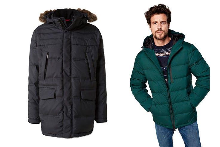 moda, prendas, abrigo de plumas
