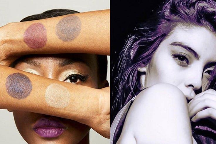 belleza maquillaje cabello Ultra Violet