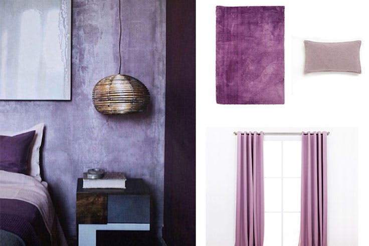 decoración, Ultra Violet, color