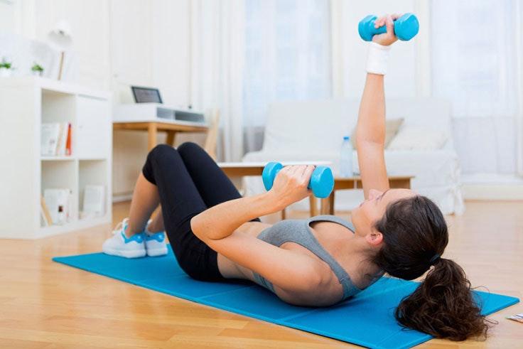 ejercicio, deporte, actividad física, pesas