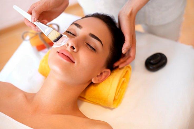 Tratamiento facial en D-Uñas