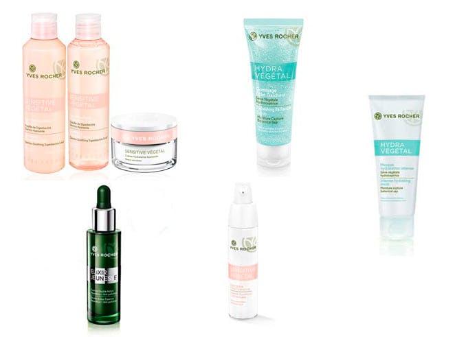 productos cuidado piel