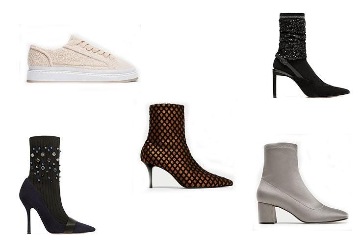 Rebajas en calzado de Zara