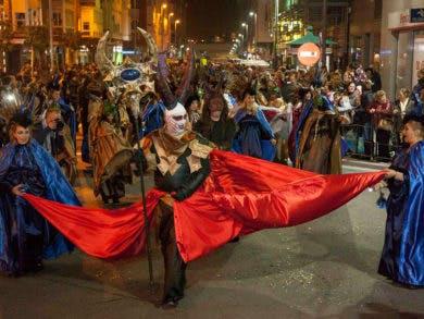 Disfruta del Carnaval de Camargo este fin de semana