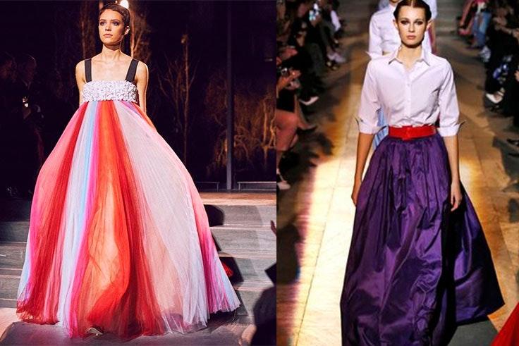 Desfile de Carolina Herrera en la New York Fashion Week 2018