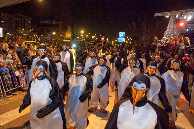 Gran Desfile del Carnaval de Camargo