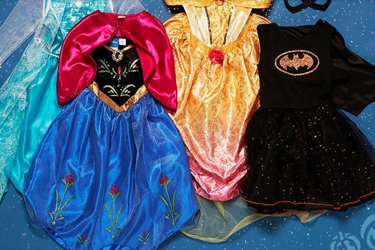 Disfraces de carnaval de la tienda Primark