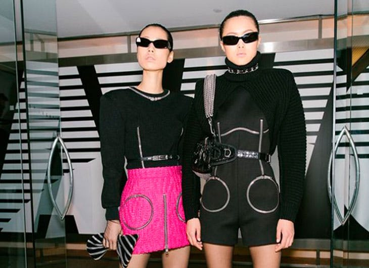 Desfile de Alexander Wang en la New York Fashion Week