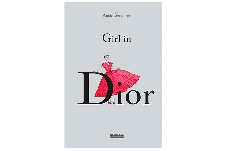 Libro 'Una chica Dior'