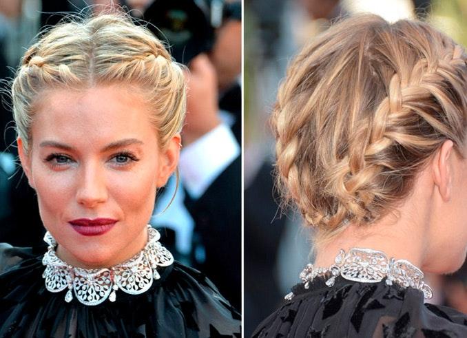 peinado belleza para cita