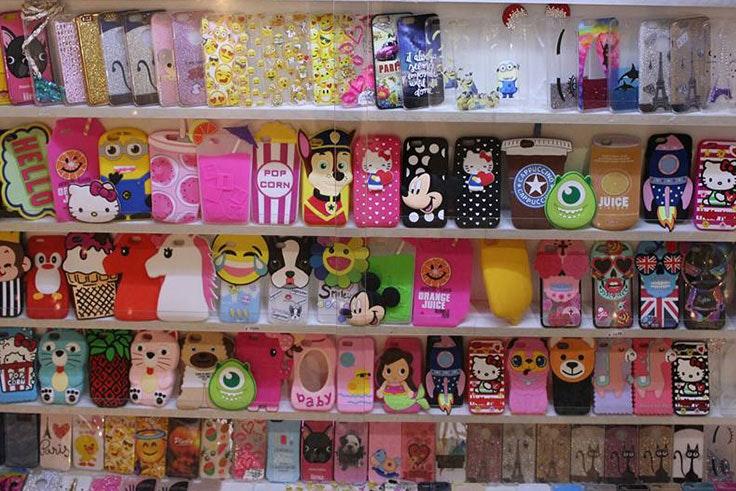 Carcasas para tu smartphone en la tienda Mobi Keep