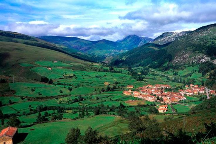 Paisaje de Carmona, Cantabria
