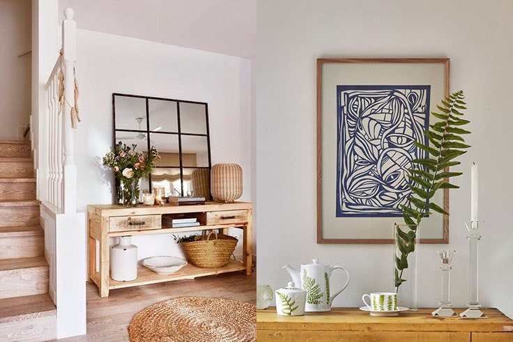 Evita el exceso de mobiliario