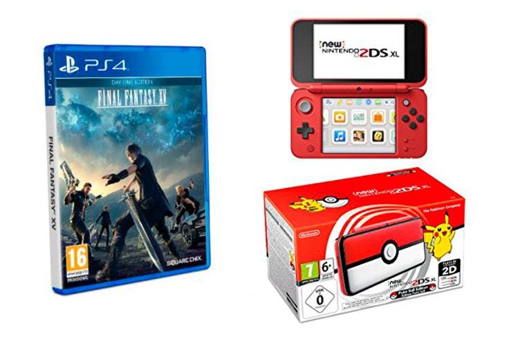 Videojuegos en oferta en la tienda Game