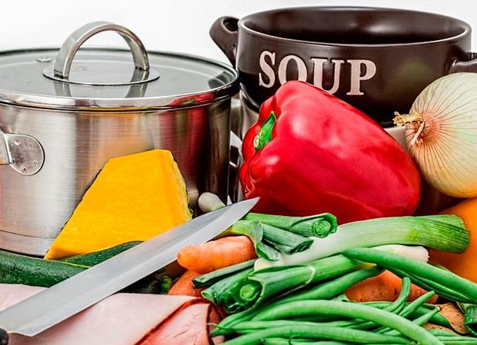 ingredientes batch cooking