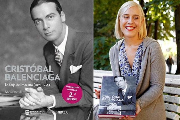 Cristobal Balenciaga: la forja del maestro - Miren Arzalluz