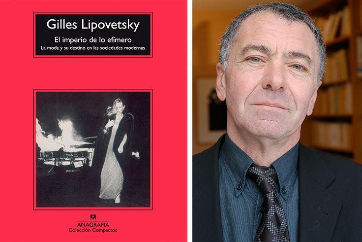 El imperio de lo efímero, Gilles Lipovetsky