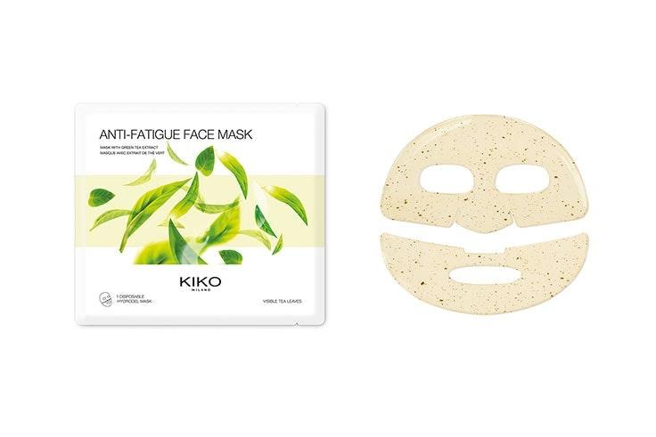 mascarilla antifatiga de kiko milano