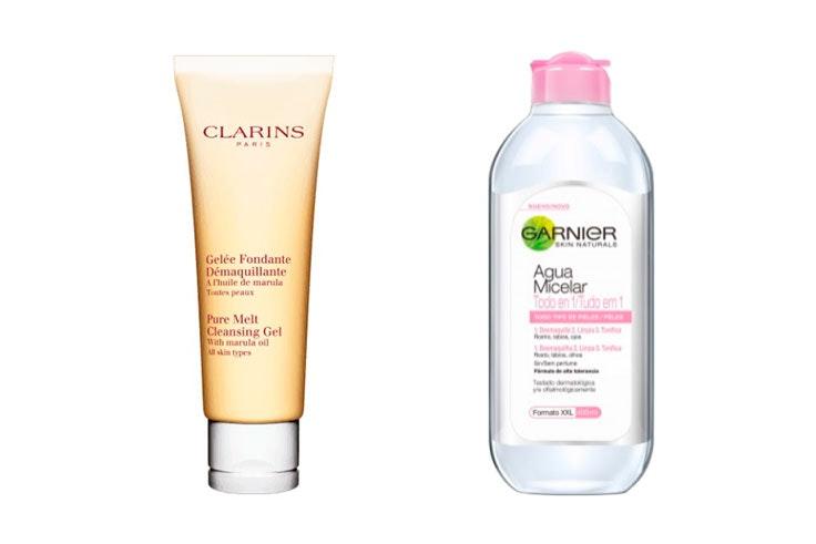 rutina de limpieza facial