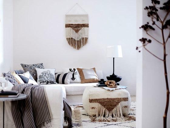 Tendencias de decoración para salones modernos