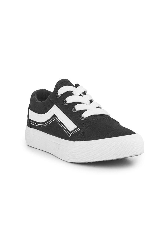zapatillas negras niña