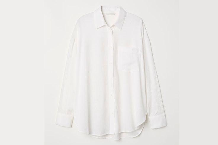 camisa-basica-blanca-hm-vallereal