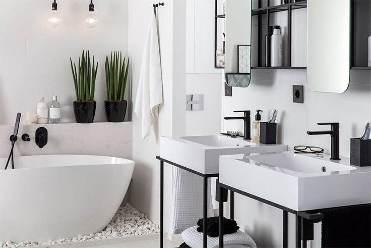Los 10 espejos leroy merlin perfectos para decorar tu casa for Leroy espejos bano
