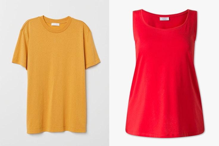 camiseta-manga-corta-amarilla-top-rojo-cya-color-block