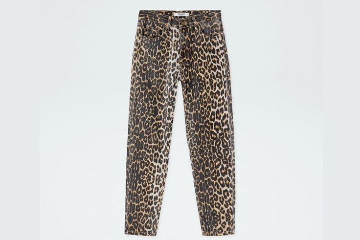 pantalon-animal-print-estampado-leopardo-pull-and-bear