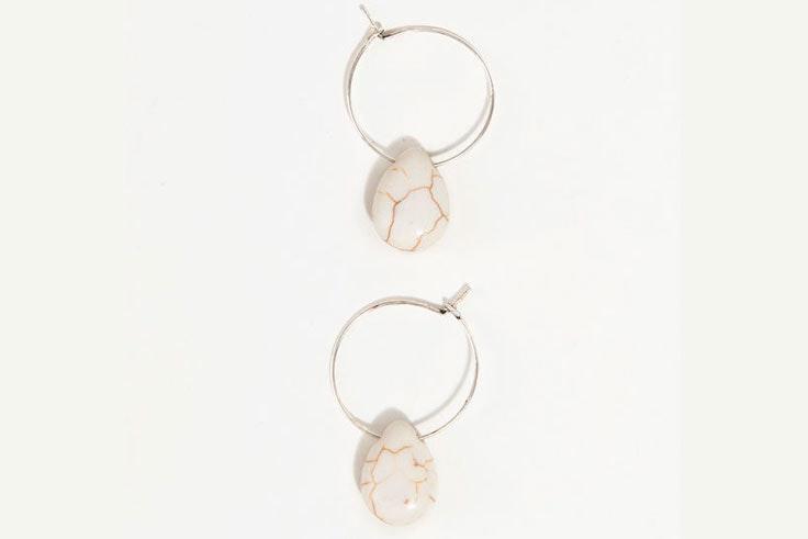 pendientes-aro-plata-perla-parfois