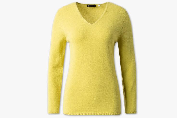 jersey-de-punto-amarillo-escote-pico-cya
