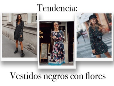 vestido-negro-con-flores-tendencia-influencers