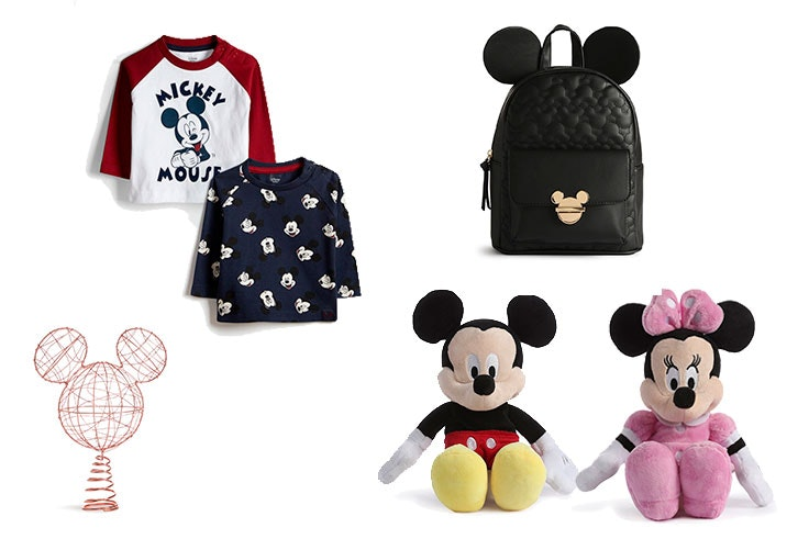 coleccion mickey mouse primark