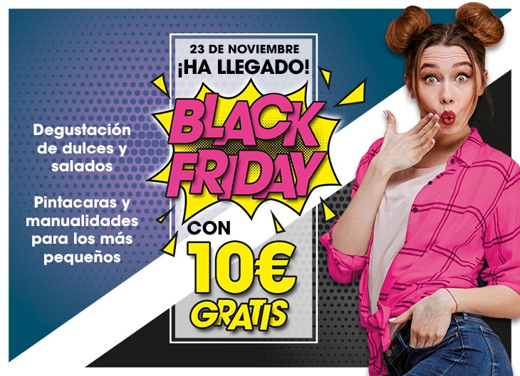 77ca7b07e0 Black Friday - Cupón de 10€ GRATIS para tus compras en ValleReal