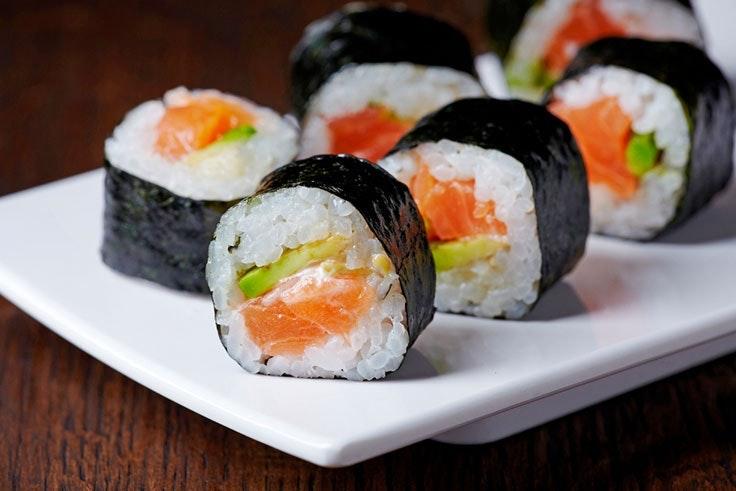 promoción de sushi artist