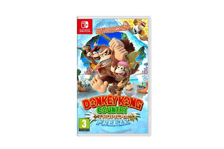 descuentos en game donkey kong