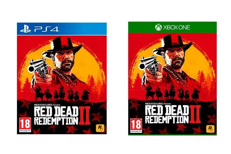 descuentos en game Red Dead Redemption II