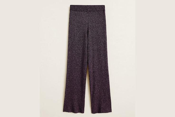 pantalon-morado-punto-hilo-metalizado-mango-1