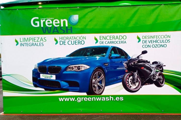 servicios de green wash