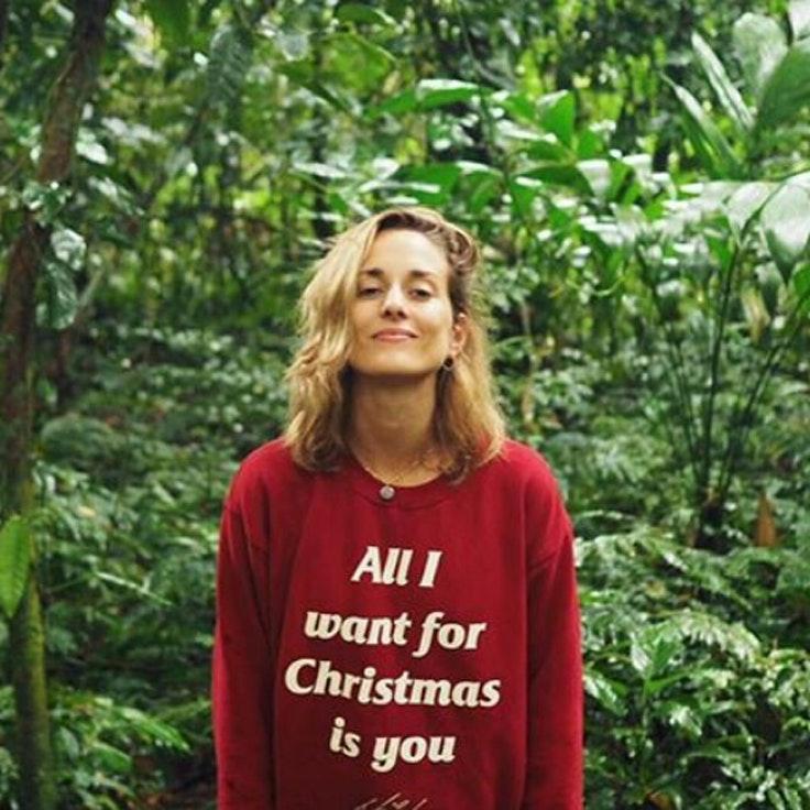 silvia-alonso-jerseis-navidad-oysho