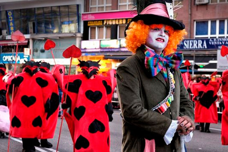 carnaval de santander 2019