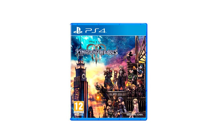 descuentos en game Kingdom Hearts