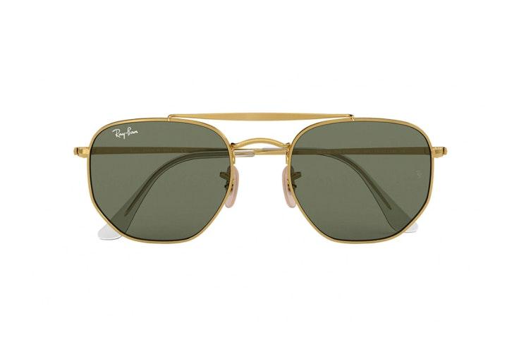 gafas-de-sol-metal-dorado