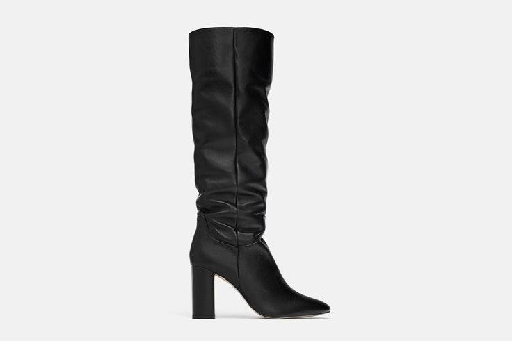 botas-altas-negras-zara