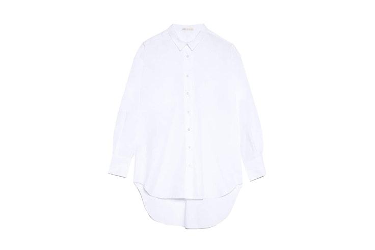 camisa-blanca-basica-stradivarius