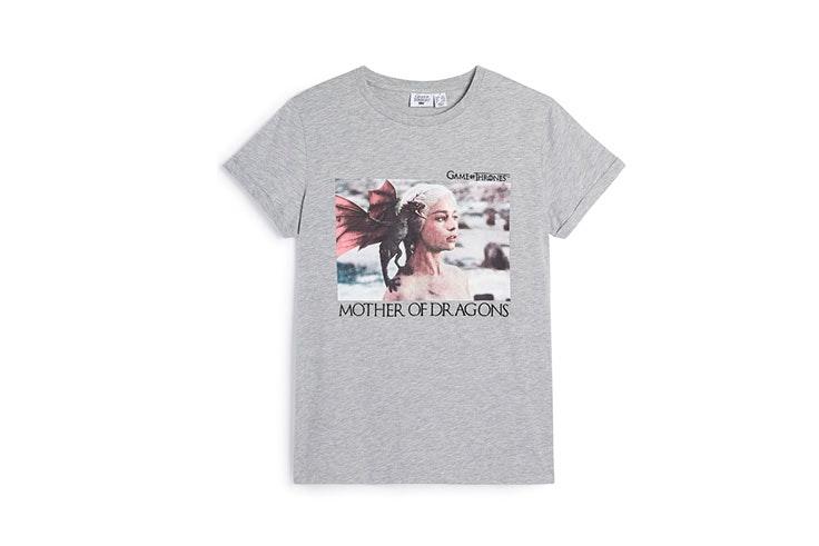 camiseta primark Khaleesi